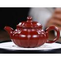 Чайник под старину «Водяной орех» — чайник из исинской глины_7997