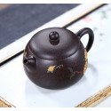 «Встреча весны» — чайник из исинской глины_7999