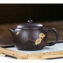 «Встреча весны» — чайник из исинской глины_8002
