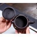 «Встреча весны» — чайник из исинской глины_8005