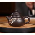 «Вмещающий небо» — чайник из исинской глины_8054