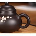 «Вмещающий небо» — чайник из исинской глины_8055