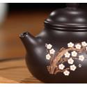 «Вмещающий небо» — чайник из исинской глины_8060
