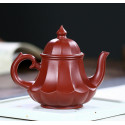 «Фонарь в виде лотоса» — чайник из исинской глины_8061