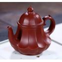 «Фонарь в виде лотоса» — чайник из исинской глины_8062