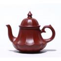 «Фонарь в виде лотоса» — чайник из исинской глины_8065