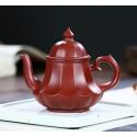 «Фонарь в виде лотоса» — чайник из исинской глины_8066