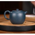 Чайник в форме яблока — чайник из исинской глины_8089