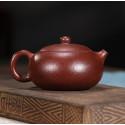 Плоский «Сиши» — чайник из исинской глины_8090