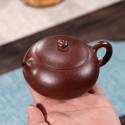 Плоский «Сиши» — чайник из исинской глины_8093