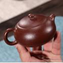 Плоский «Сиши» — чайник из исинской глины_8094