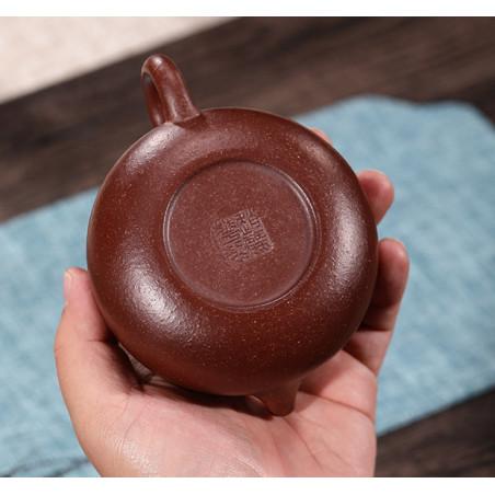 Плоский «Сиши» — чайник из исинской глины