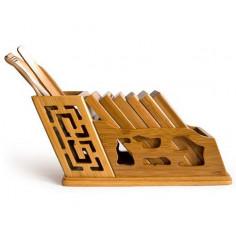 Набор инструментов с подставками на чайную пару