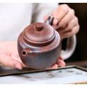 «Колокол добродетели» — чайник из исинской глины_8106