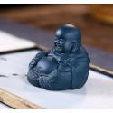 «Будда» — статуэтка из исинской глины_8127