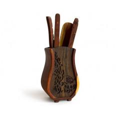 Чайные инструменты из сандалового дерева