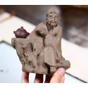 «Лу Юй» — статуэтка из исинской глины_8145