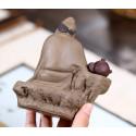 «Лу Юй» — статуэтка из исинской глины_8147