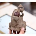 «Лу Юй» — статуэтка из исинской глины_8148