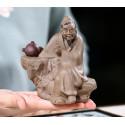 «Лу Юй» — статуэтка из исинской глины_8150