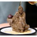«Лу Юй» — статуэтка из исинской глины_8151