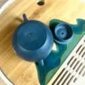 Чайник в форме яблока — чайник из исинской глины_8170