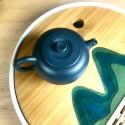 Чайник в форме яблока — чайник из исинской глины_8173