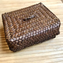 Золотые пагоды из Фэнцина в плетеной коробке_8364