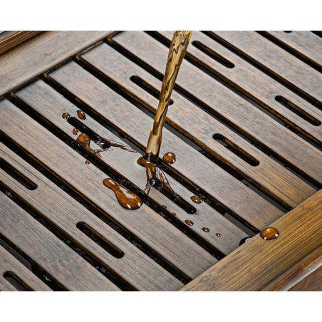 Три бамбуковых чабани, средняя