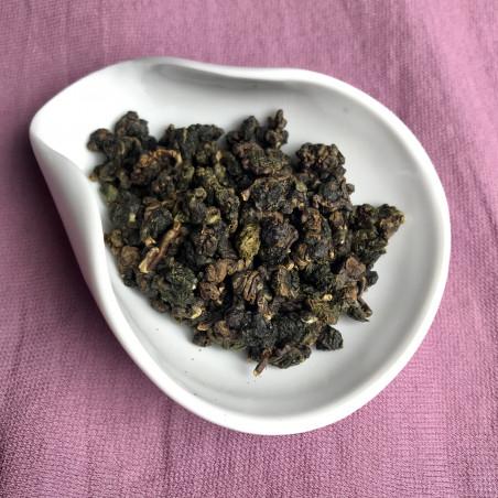 Зеленый GABA-улун с горы Алишань
