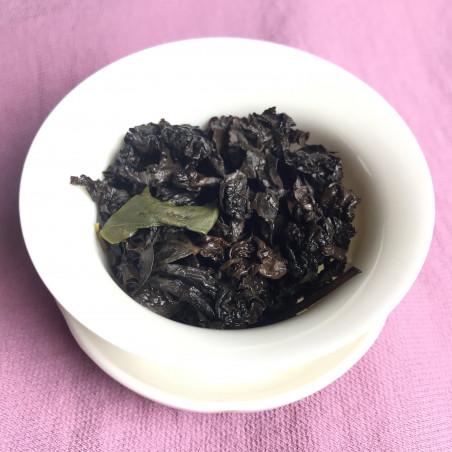 Черное золото GABA-улун с горы Алишань
