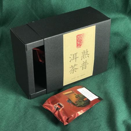 Подарочный набор шу пуэра 熟普洱茶