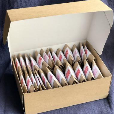 Набор из 25 пробников вкусного чая