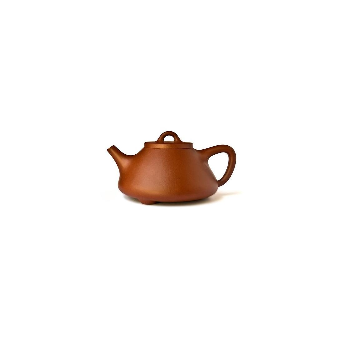Чайник из исинской глины «Каменный черпак», 405 мл