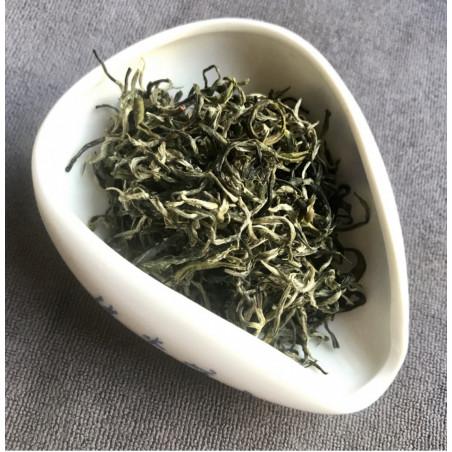 """Зеленый чай """"Ворсистые пики из Гуанси"""" (50 грамм)"""