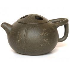 Оригинальный чайник из исинской глины «Каменный черпак», 300 мл