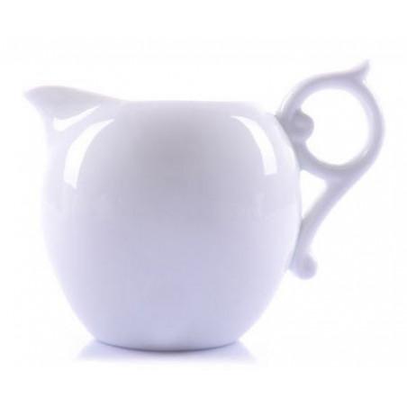 Белый фигурный чахай