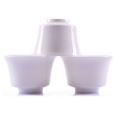 Белая чаша «Нарцисс», 45 мл